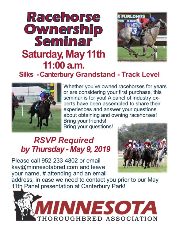 May 11, 2019 Ownership Seminar